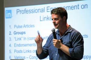 Brian Heinen_Guiri Business at Mashable Social Media Day 2015 Barcelona
