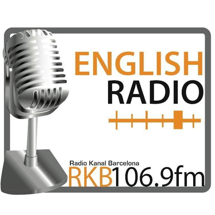 English radio image