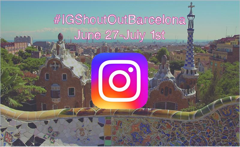 Instagram Shoutout Barcelona