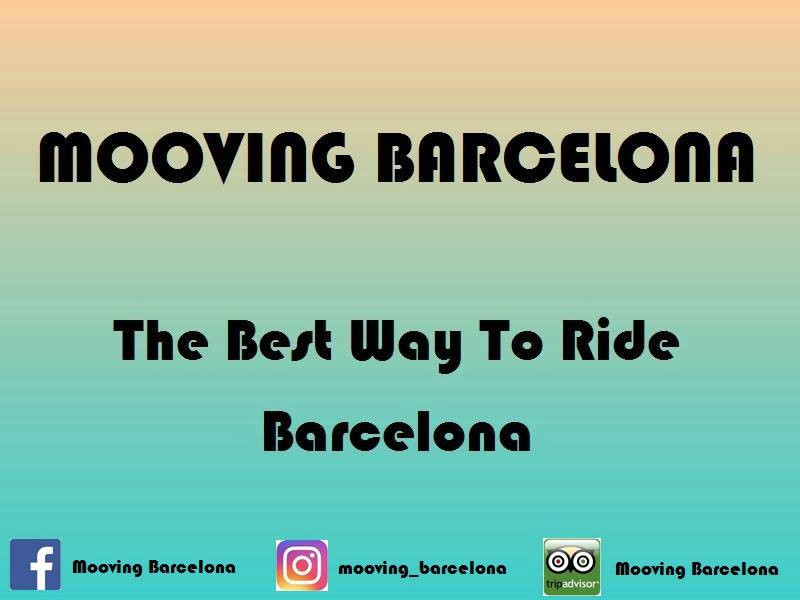 Mooving Barcelona Motor Bikes