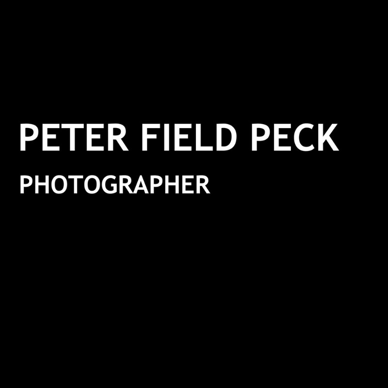 Peter Field Peck - Photographer / Fotógrafo