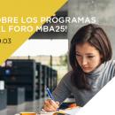 MBA fair in Madrid